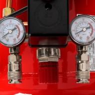 Compresor de aer industrial 50litri, 2.8kW, 220V KraftDele KD401 TBC
