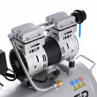Compresor de aer profesional fara ulei 50L 8 bari 750W 180 l/min 60dB TA374