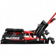 Cric ridicare hidraulic la pedala pentru ATV-Moto 680Kg V83115 VERKE
