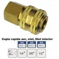 Cupla rapida aer, alama, stiut furtun 6 mm ADLER MA3024.1