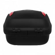 Cutie portbagaj moto 38L acoperire cu carbon MSW-MC38L1 10061005