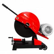 Debitator metal tip pendula cu curea 3000W 400mm 380V Verke V08260