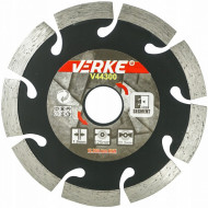 Disc diamantat pentru beton 125X22.2X1.9 mm V44300 Verke