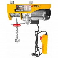Macara electrica (electropalan) 800/400 kg. 1300W Verke V06052