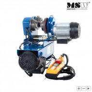 Macara electrica (electropalan) + carucior 800 Kg 1800W PROCAT 800 10060013 MSW