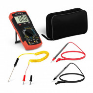Multimetru digital cu citire temperatura si hFE,NCV SBS-DM-1000NCV STEINBERG 10030403
