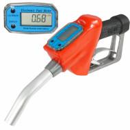 Pistol automat pentru motorina sau benzina cu contor LCD 60 l/min CPN VERKE V80205