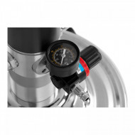 Pompa de gresat pneumatica mobila 20L 400bari PRO-G 20 MSW Germania