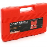 Pompă de vid manuală KraftDele KD10516 TBC