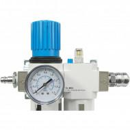 Reductor cu filtru de apa si ulei pentru aer comprimat 1/2 Verke V81233