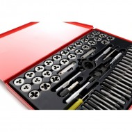 Set trusa tarozi si filiere 60 elemente KraftDele KD10251
