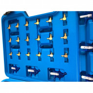 Tester diagnosticare retur injectoare Common Rail VERKE V86260