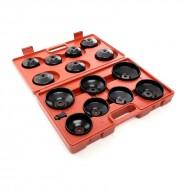 Trusa chei filtru de ulei 15 piese KreaftDele KD10500 TBC
