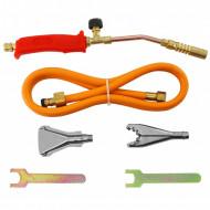 Arzator de gaz 1250-1800 ºC, 3 duze 17, 22 si 40mm V07450 Verke