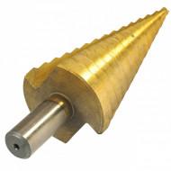 Burghiu conic 4-32mm HSS VERKE V05058