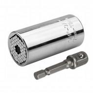 "Cheie tubulara universala 7-19mm 1/4""-3/4"" cu adaptor KD1561"
