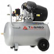 Compresor de aer profesional 100L 8 bari 3kW 380 l/min TA361