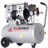 Compresor de aer profesional fara ulei 24L 8 bari 750W 180 l/min 60dB TA370