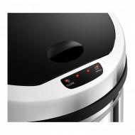 Coș de bucătărie cu senzor 40 L rotund cu coș interior STAR_BIN_02
