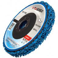 Disc abraziv material netesut 125mm Otel TA1128 TAGRED