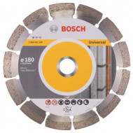 Disc diamantat pentru beton 180mm BUD PRO-ECO Bosch V-2608602194