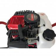 Motoforeza de pamant 2.5 CP motor 2 timpi VERKE 500A V90040