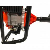 Motoforeza de pamant 4CP motor 2 timpi VERKE 82cc V90043 CUPLU MARE