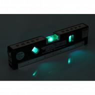 Nivela cu laser 650nm 1mW si sistem de masurat 150mm KD10438 KraftDele