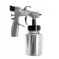 Pistol de vopsit cu compesor 600W 1000ml KraftDele KD1652