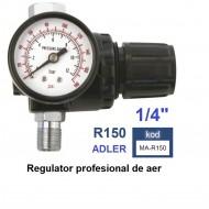 Regulator profesional de aer cu membrană. ADLER AD-R150