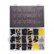 Set 424 elemente, conectori electrici ermetici senzori auto KD10494 KraftDele