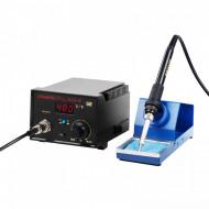 Statie de lipit digitala 65 W Lampa LED 10021005 Stamos Soldering