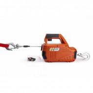 Troliu electric portabil cu telecomanda SQ-04 250Kg 8m 220V T-1140256 TOR-Industries