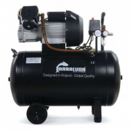 Compresor de aer industrial 2 cilindri 530 l/min 100L 2.2kW 230v B-V2-2047-100L