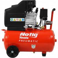 Compresor de aer industrial 24litri, 1.5kW, 220V 200L/min N3420 NOTIG