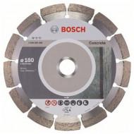 Disc diamantat pentru beton 180mm ECO2 Bosch V-2608602199
