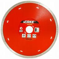 Disc diamantat pentru beton 200X25.4X1.6 mm V44352 Verke