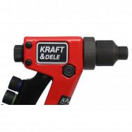 """Dispozitiv de nituire manual 8"""" KD10550 Kraftdele"""