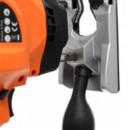Dispozitiv multifunctional tăiere, frezare 150W KraftDele KD1689 TBC