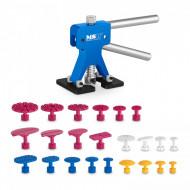 Dispozitiv pentru indreptat tabla caroseriei 23 adaptoare MSW-DENTPULLER.SET8 10060777 MSW