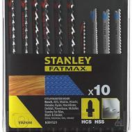 Lame fierastrau pendular HSS-R 10 BUC V STA29240-XJ STANLEY