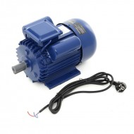 Motor electric monofazic 3 kW, 1400 sau 2810 rotatii 230V KD1803