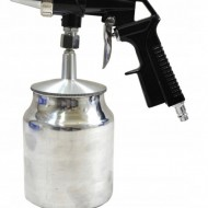 Pistol de sablat pneumatic cu rezervor nisip KraftDele KD10354