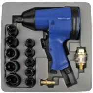 "SET Pistol Impact pneumatic 354Nm 6.3 bari 1/2"", ADLER AD-007Z PROFI"