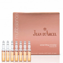 Fiole cu efect lifting imediat Multibalance / Total face lift 7x2 ml ampoule