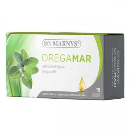 Oregamar, wild oregano organic oil capsules