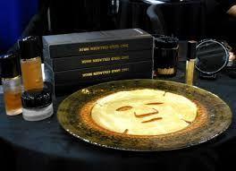 Zlatna maska za lice - sa 24 kt zlatom (1 kom)