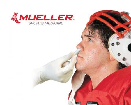 Mueller tampon za nos (5 komada u pakovanju)