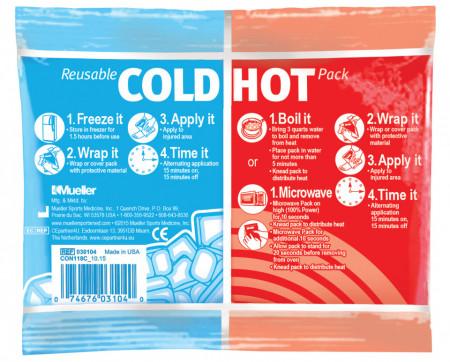 MUELLER toplo-hladno pakovanje za višekratnu upotrebu