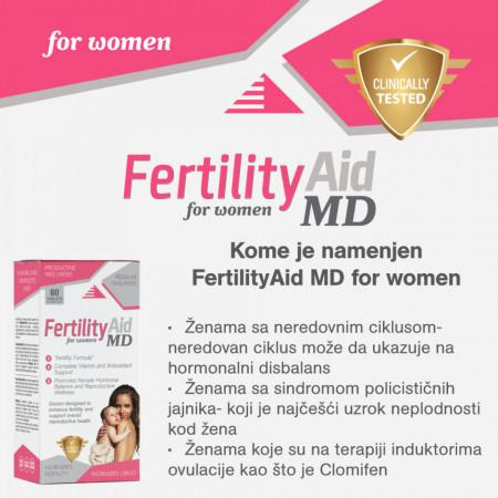 Fertility Aid MD za žene
